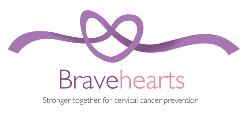 Bravehearts: Stronger together for cervical cancer prevention