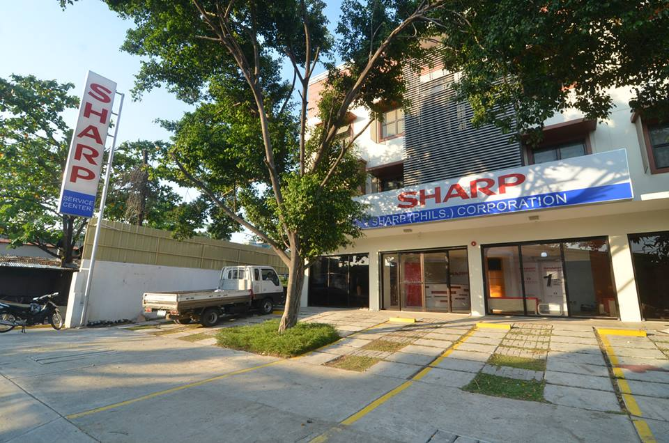 New Sharp Service Center - Davao