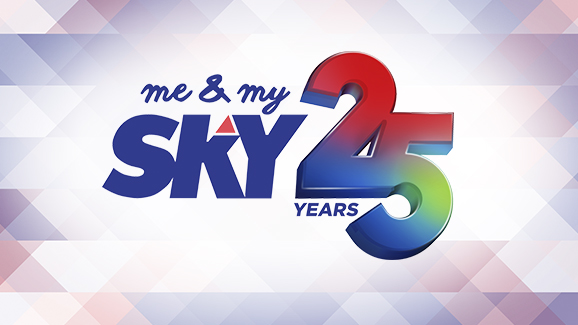SKY Cable 25th Year Anniversary Offer