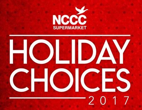 NCCC holiday choices 3